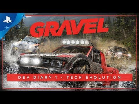 Gravel – Dev Diary #1 – Technical Evolution | PS4