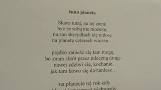 INNA PLANETA - piosenka o najpiękniejszym śnie