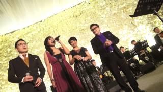 Elfa's Singers feat. Widya Kristianti Orchestra - Barry Manilow Medley