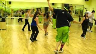 Quiere Pa' Que Te Quieran - Dyland & Lenny - Cumbia Reggaeton Fitness w/ Bradley