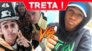 🔵 TRETA - DJ ANDRE MENDES TA BOLADO COM O MC KEKEL E O DJ PERERA