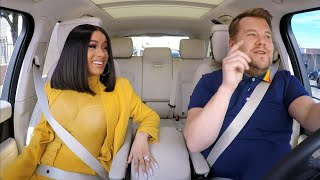 Watch Cardi B Slay a Live Performance at a Senior Citizen Center During Epic 'Carpool Karaoke'