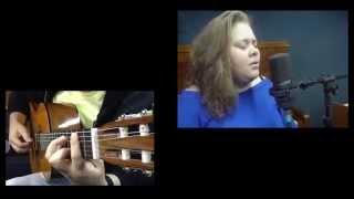 Mirella Costa - Dindi - Tom Jobim (Cover)