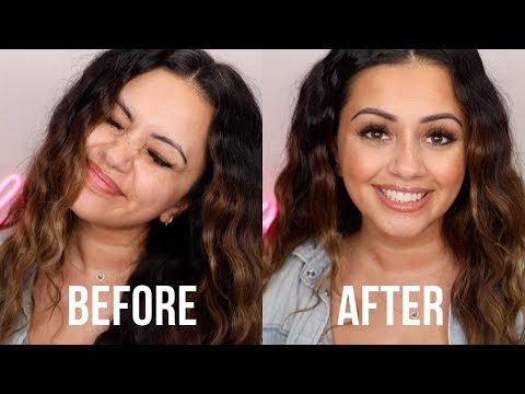 REALISTIC & AFFORDABLE BACK TO SCHOOL MAKEUP TUTORIAL