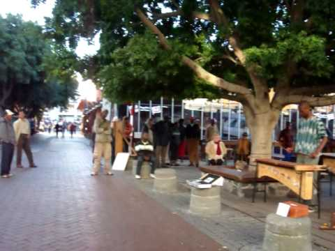 Cape Town – the waterfront