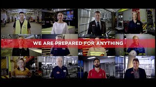Fire and Rescue NSW.  We are prepared for anything. (Intro video 2018)