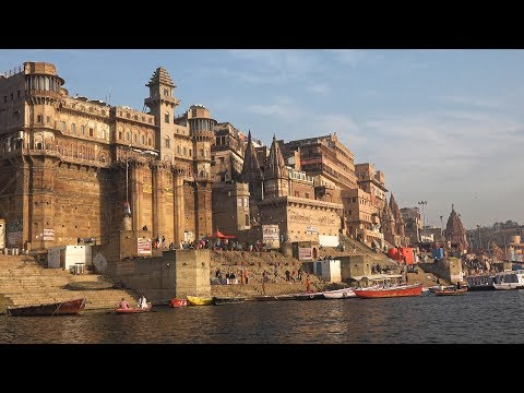 Varanasi, India in 4K Ultra HD