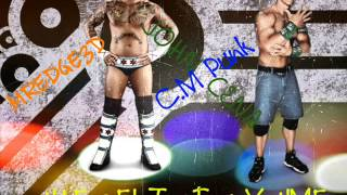 John Cena and Cm Punk Theme Song Remix 2013  Song Name = The Cult Of My Time