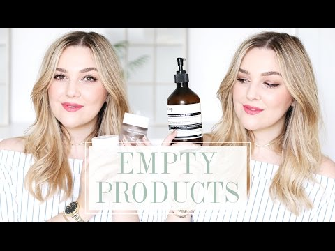 Products Worth Using Up: Skincare Edition | I Covet Thee