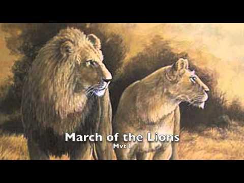 獅子(動物狂歡節)