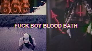 $UICIDEBOY$ - FUCK BOY BLOOD BATH (MUSIC VIDEO)