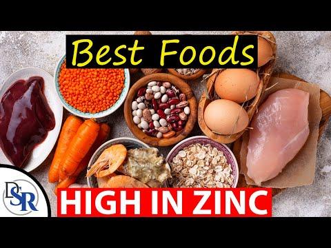 Zinc - 3 Best Foods Highest In Zinc