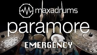 PARAMORE - EMERGENCY (Drum Cover)