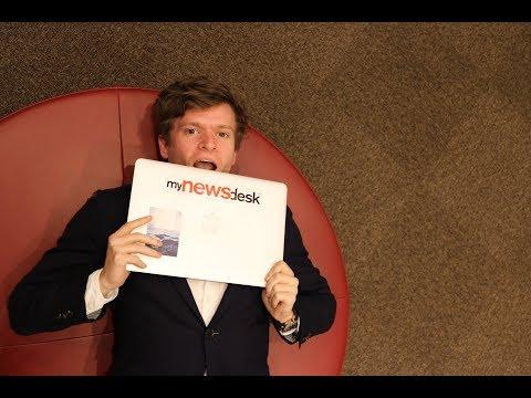 Mynewsdeskについて [広報部署向け]