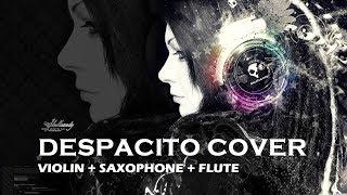 Despacito (Violin+Saxophone+flute) Cover Ringtone | With Download Link