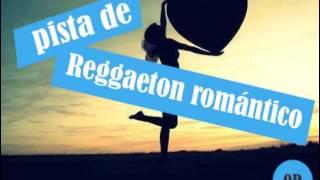Pista de Reggaeton romántico