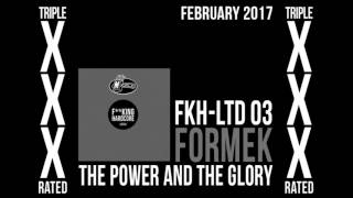 Formek - The Power and the Glory (limited vinyl)