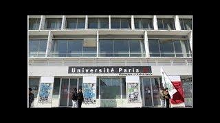 Université Paris-8à Saint-Denis: évacuation des migrants occupant un bâtiment