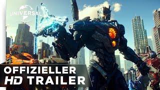 Pacific Rim: Uprising – Trailer deutsch/german HD