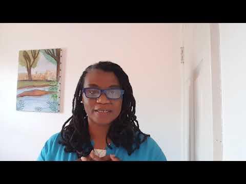 Dr. Michelle Chapman - Mindfullness Exercise #udcspirit