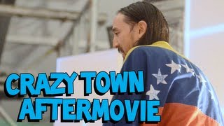 Steve Aoki Live at Crazy Town Venezuela Aftermovie