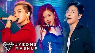WINNER, BLACKPINK, iKON - EVERYDAY X FOREVER YOUNG X LOVE SCENARIO (MASHUP)