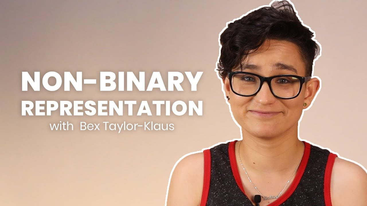 Bex Taylor-Klaus On Non-Binary Representation In Hollywood