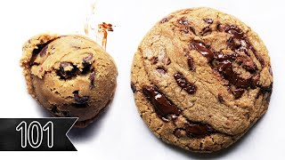 How To Make Perfect Chocolate Chip Cookies width=