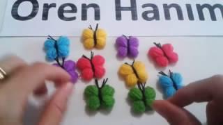 lif kelebeği yapımı width=