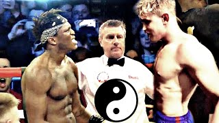 JAKE PAUL vs KSI (BOXING FIGHT)