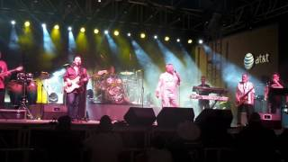 Little Joe Y La Familia live at Pharr Hubfest 2017 part 7