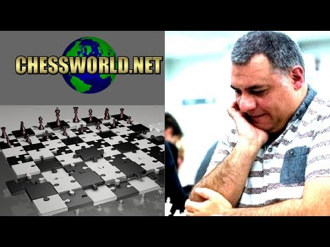 Chess Puzzle tactics training: A puzzle stream interactive session at www.chessworld.net