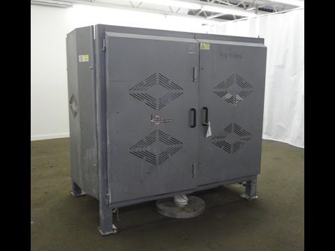 Used- Great Western Gravity Flow Sifter, Model QA46 - stock # 48714006