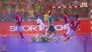 Supertaça  de Futsal 2016: Sporting CP 2x3 SL Benfica