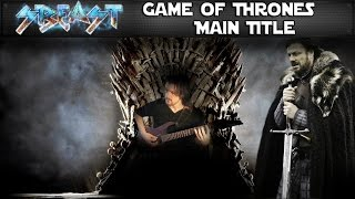 Game of Thrones - Main Title - Metal Cover