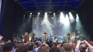 Fleet Foxes - White Winter Hymnal, Live At Iveagh Gardens, Dublin 2017