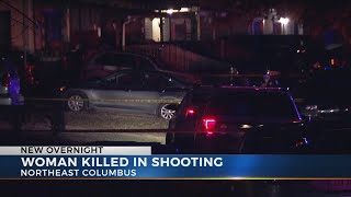 Woman killed in northeast Columbus home invasion