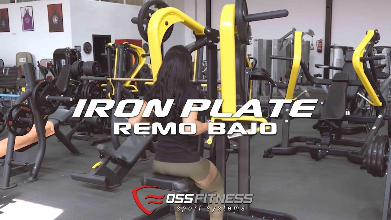 Vídeo YouTube Remo bajo