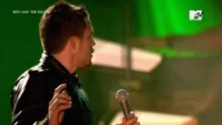 The Killers - Bones (Live Copenhagen 2006) (High Quality video) (HQ)