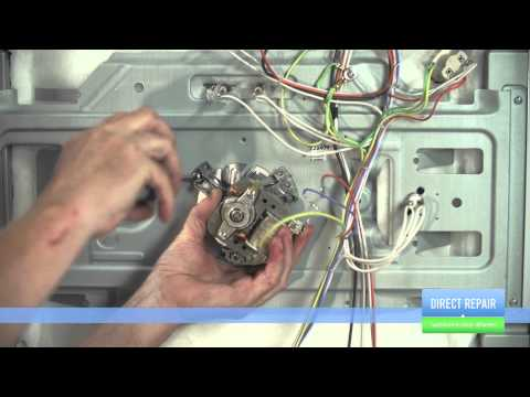 Remplacer le moteur du ventilateur