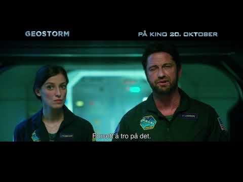 Geostorm (spot_Conspiracy)