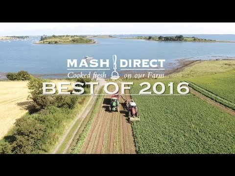 Mash Direct - Best of 2016!