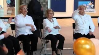 Caneca... Dança Sénior Portugal.