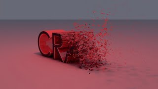Cinema 4D Epic intro - Quaility check/test