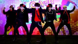 """ONYXZ"" cover ""No More Dream"" (BTS) @ ""The Palladium Cover Dance Contest 2018"""