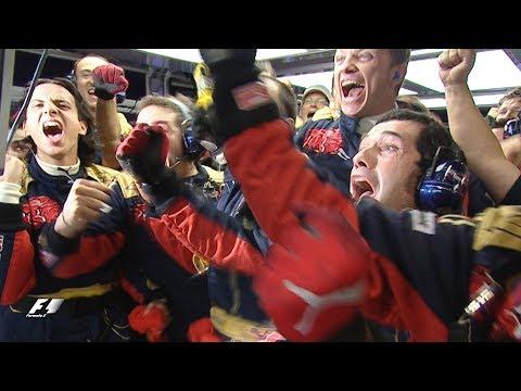 Vettel Claims Shock Maiden Victory | 2008 Italian Grand Prix