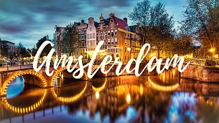 Amsterdam & Brussels for NYE | 4K Travel Video