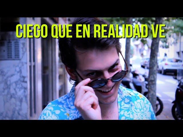 Vídeo oficial de Ciego que en realidad ve de Venga Monjas