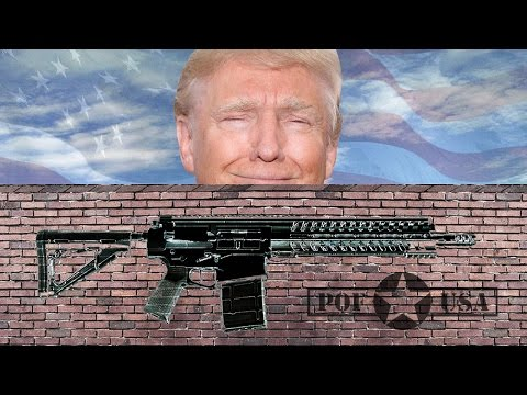 POF-USA ups the ante to arm Trump's border wall for free
