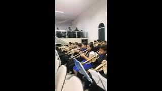 Orquestras amanhecer